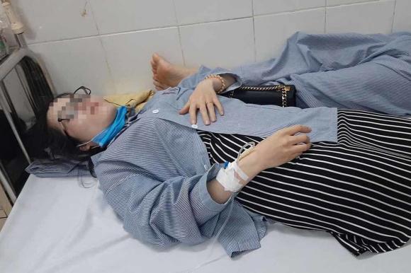Bệnh viện Đống Đa, chủ tiệm nail, Hà Nội, cướp
