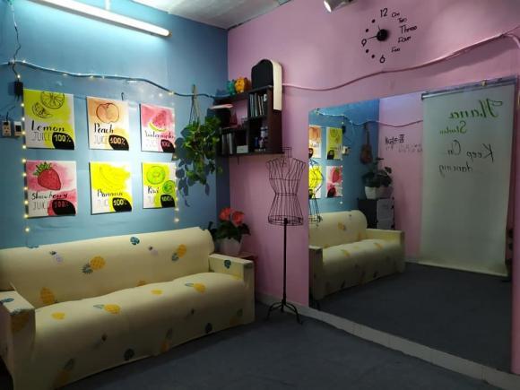 cải tạo phòng trọ, trang trí phòng trọ, nghiện nhà