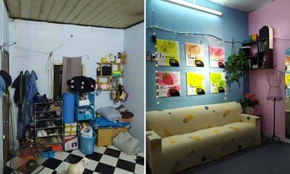 cải tạo, cải tạo phòng trọ, thiết kế nội thất