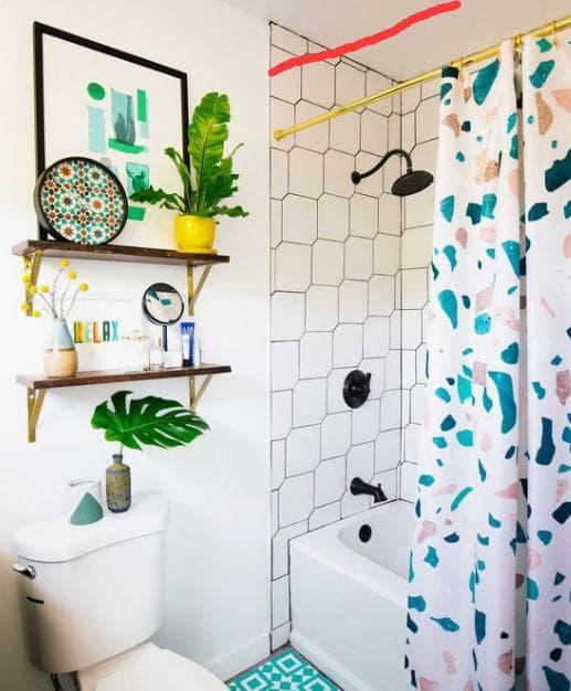 mẹo hay trong gia đình, cách bố trí nhà tắm phù hợp, mẹo hay khi trang trí nhà tắm