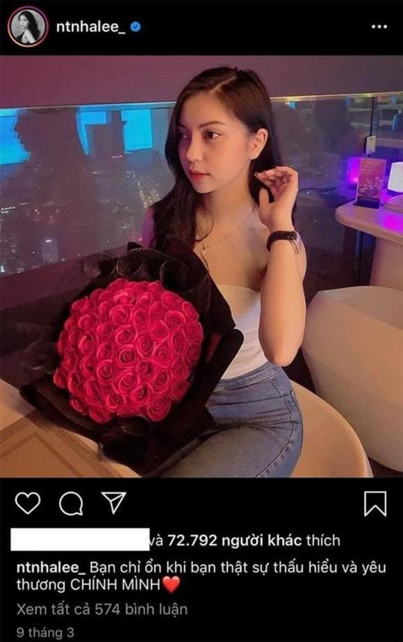 Động thái của bạn gái mới khi Quang Hải bị một hot girl tố lăng nhăng