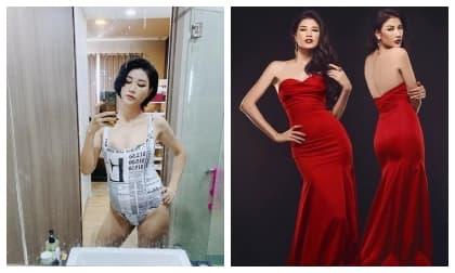 Người mẫu Trang Trần, sao Việt,TS Lê Thẩm Dương