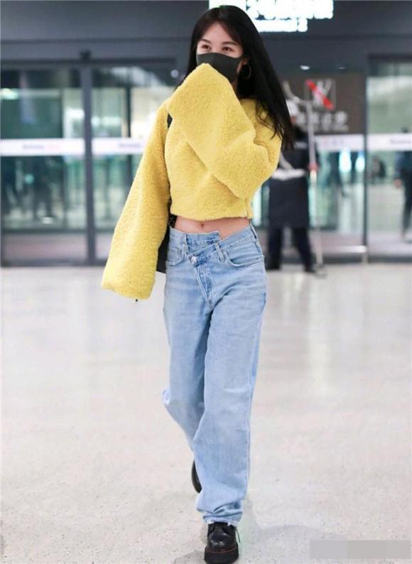 quần lệch, quần trệch, thời trang, chọn quần, xu hướng thời trang