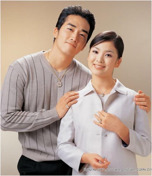 Song Seung Hun, Song Hye Kyo, sao Hàn