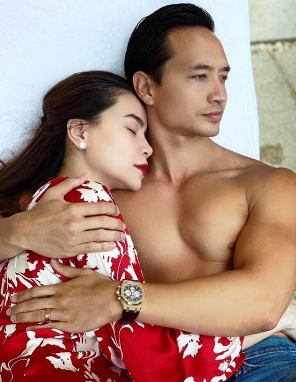 ca sĩ hồ ngọc hà, Hà Hồ, Kim Lý, sao Việt
