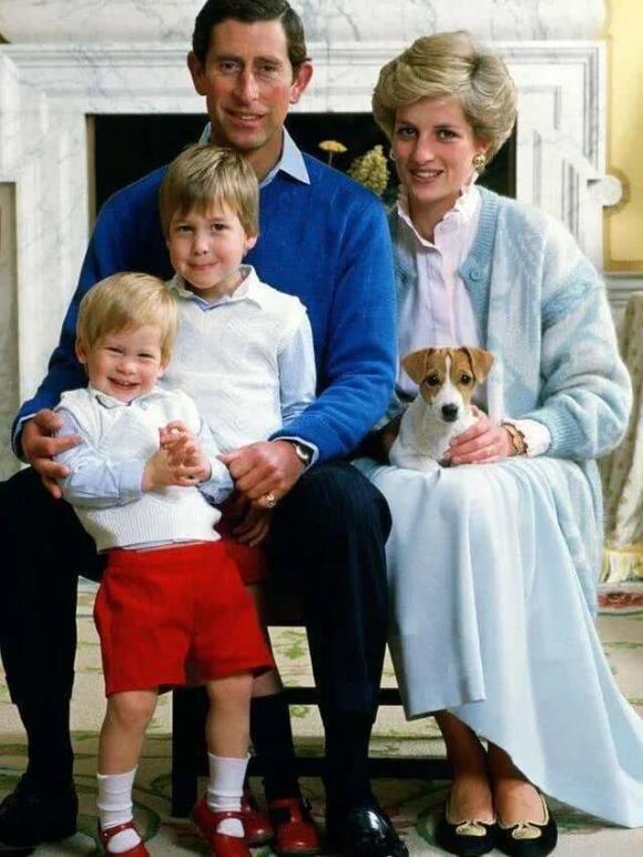 Công nương Diana, bạn trai Diana, Hoàng Gia Anh