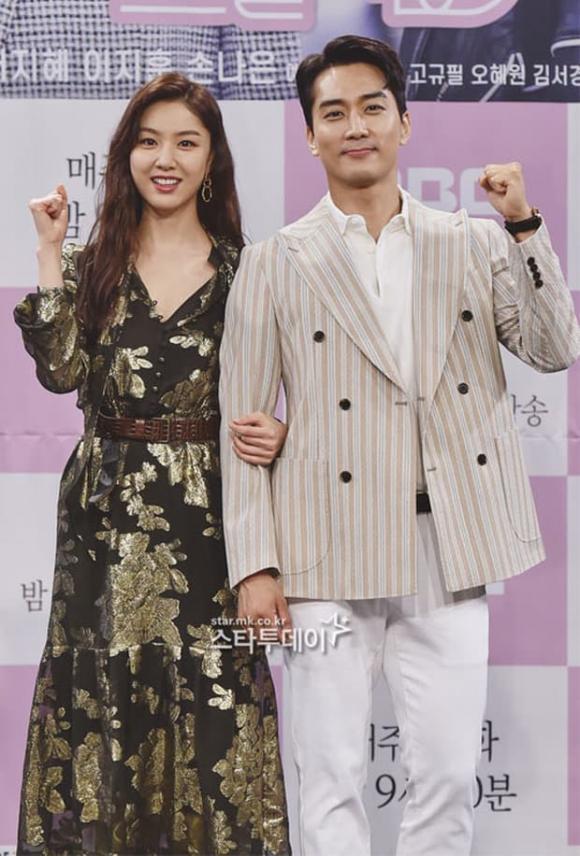 Seo Ji Hye, son na eun, song seung hun, phim hàn