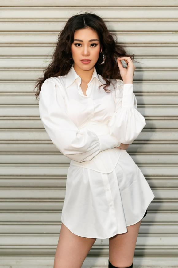Hoa hậu khánh vân,hoa hậu hoàn vũ việt nam 2019,sao việt