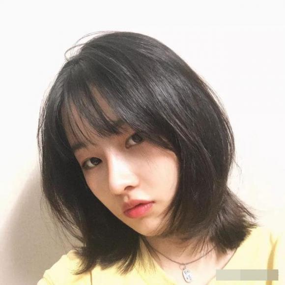 tóc ngắn, tóc nữ sinh, tóc dễ thương