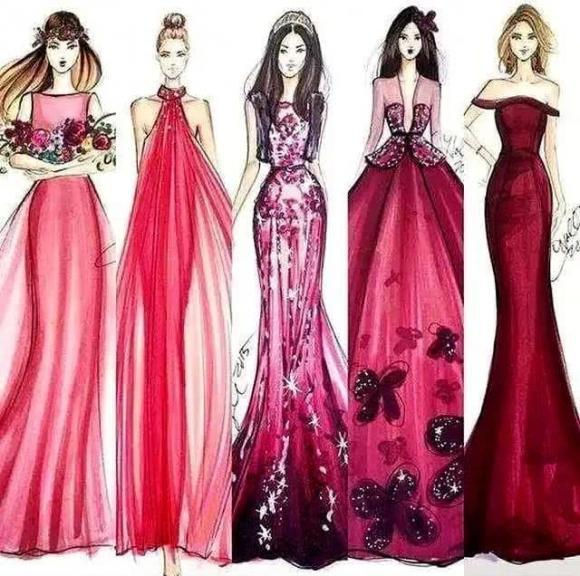 chọn váy, trắc nghiệm, kiểm tra tâm lý