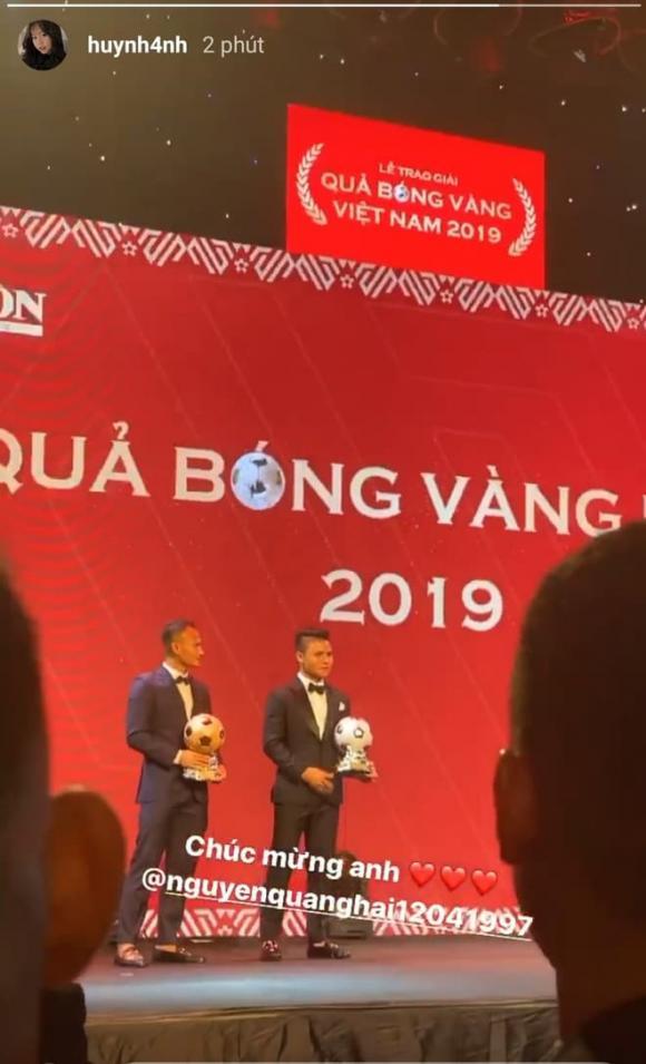 Quang Hải, Huỳnh Anh, Quả bóng vàng việt nam