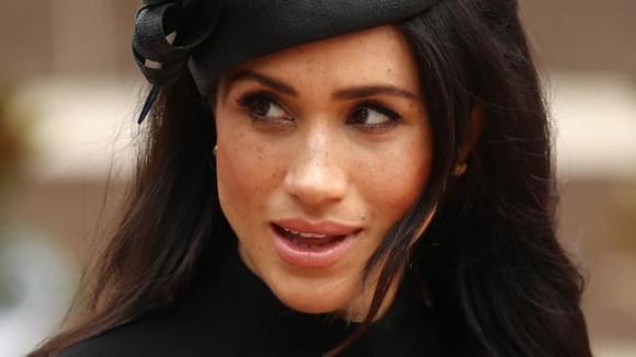 Hoàng gia Anh,Meghan Markle,nữ Công tước xứ Sussex