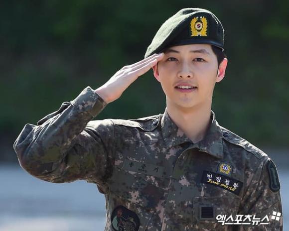 Song Joong Ki,Hyun Bin,sao Hàn