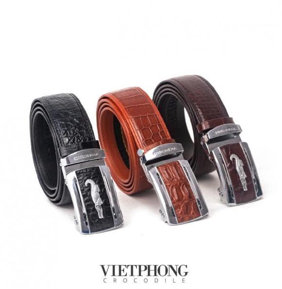Cá sấu Việt Phong, Thời trang da cá sấu