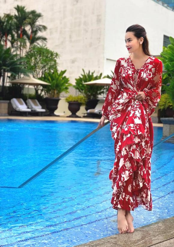 Hồ Ngọc Hà, kim lý, sao Việt
