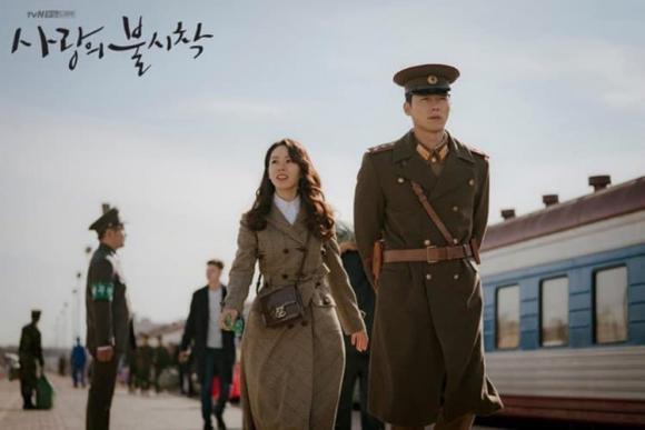 hyun bin, son ye jin, song hye kyo, baeksang, hạ cánh nơi anh, phim hàn