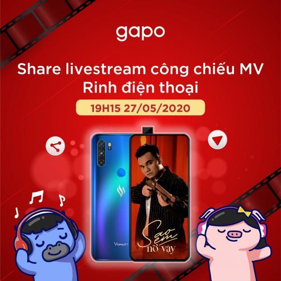 Khắc Việt, Gapo, Vsmart Active 3