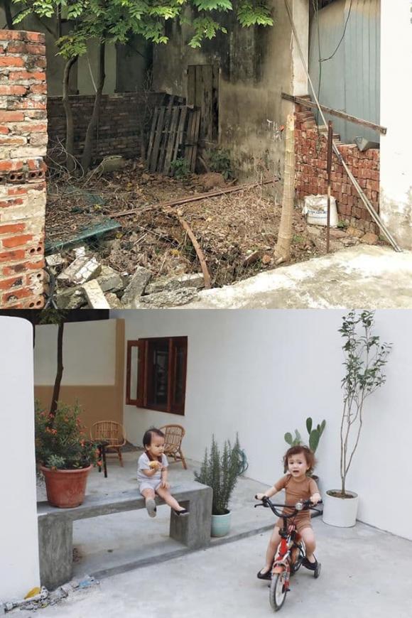cải tạo nhà, cải tạo nhà cũ, mẫu nhà đẹp