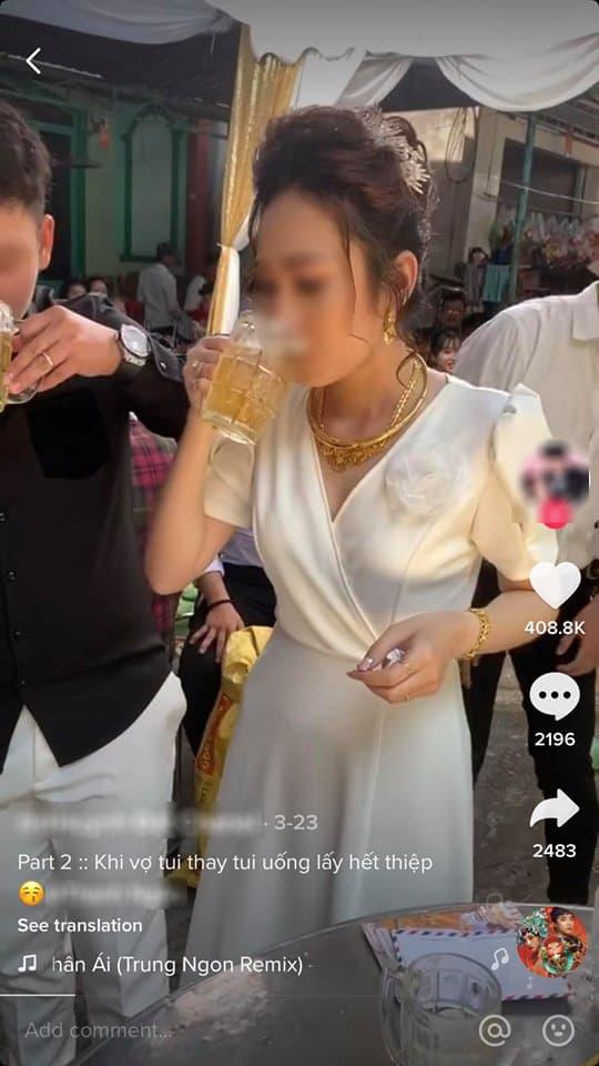 cô dâu, chú rể, thử thách đám cưới, bia rượu