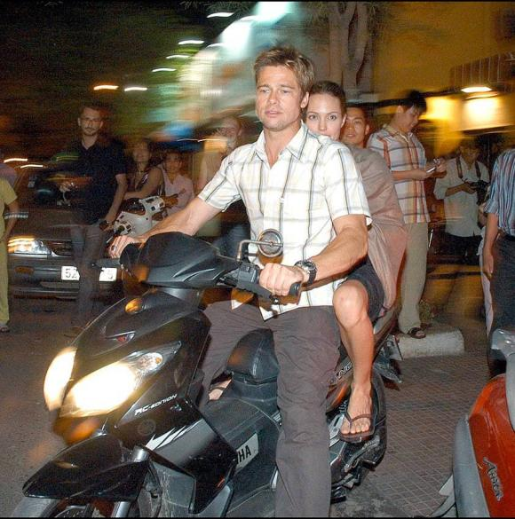 Diễn viên Angelina Jolie,nu dien vien Angelina Jolie, diễn viên Brat Pitt, sao Việt