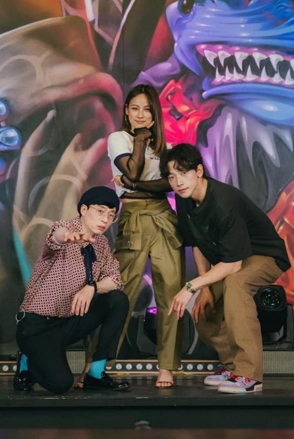 Yoo Jae Suk, Bi Rain và Lee Hyori