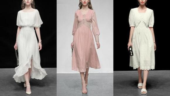 thời trang, chọn váy, váy cho người béo, váy che eo to