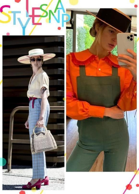 thời trang, mũ, chọn mũ, nón
