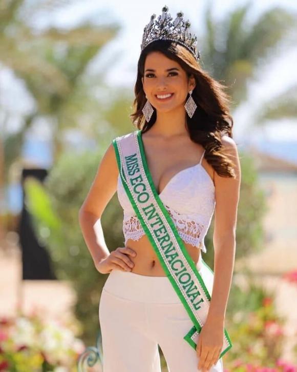 Hoa hậu Sinh thái Quốc tế 2019 bị tước vương miện, lạ lùng thay Á hậu 1 lại từ chối kế nhiệm