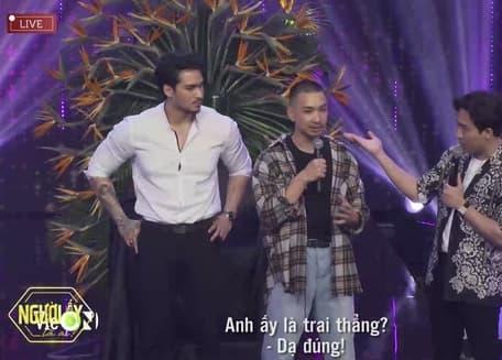 Người ấy là ai, soái ca Người ấy là ai, chàng trai Việt Kiều