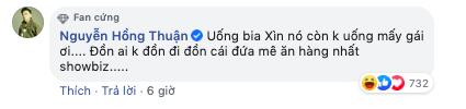 MC Trấn Thành, danh hài Trấn Thành, nhạc sĩ Nguyễn Hồng Thuận, sao Việt