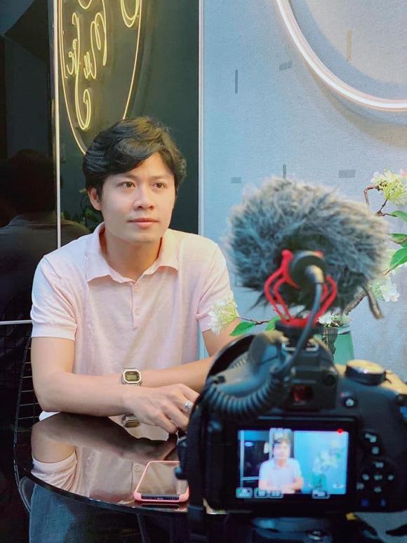 Nhật ký của mẹ, nhà Nguyễn Văn Chung, nhà sao Việt
