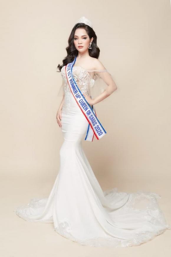 Trần Thị Kim Liên, mỹ phẩm Top White, Á Hoàng Sales 2020