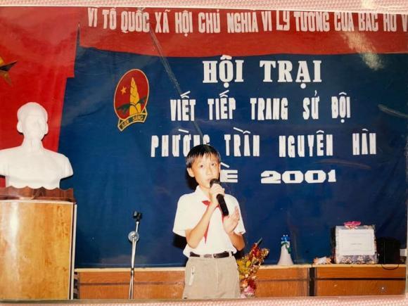 mỹ nhân việt, 1/6, ảnh hồi bé của sao Việt