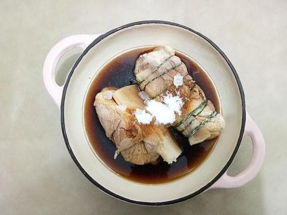 dạy nấu ăn, thịt lợn kho, mẹo nấu ăn