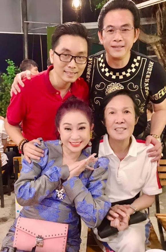 Vũ Linh, NSƯT Thoại Mỹ, sao Việt