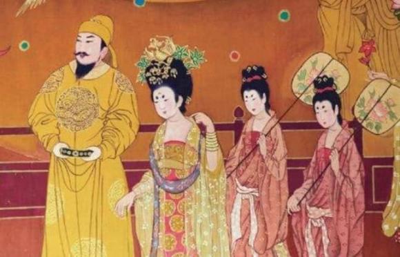 Nhà Đường, lịch sử trung quốc, Hoàng đế