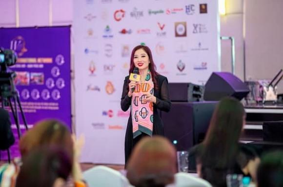 Women Startup Forum 2020, Á hậu Thu Hương, Mạng lưới Phụ nữ Khởi nghiệp