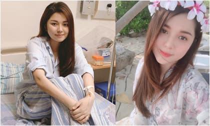 nữ sinh ngoại thương bị ung thư, Đặng Trần Thủy Tiên, nữ sinh trọc đầu, ung thư
