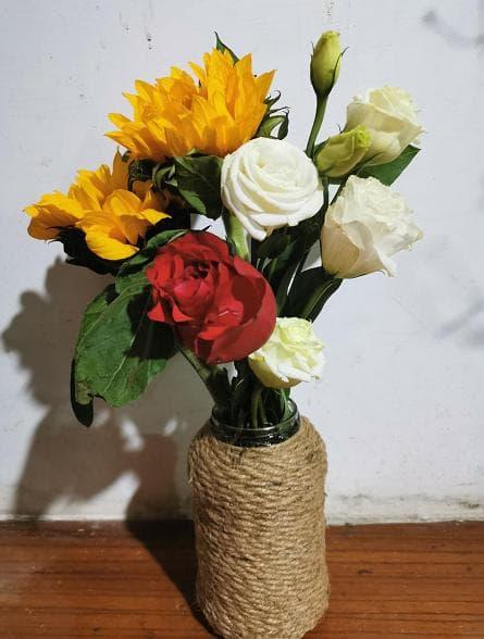 mẹo hay, cắm hoa, hoa tươi,