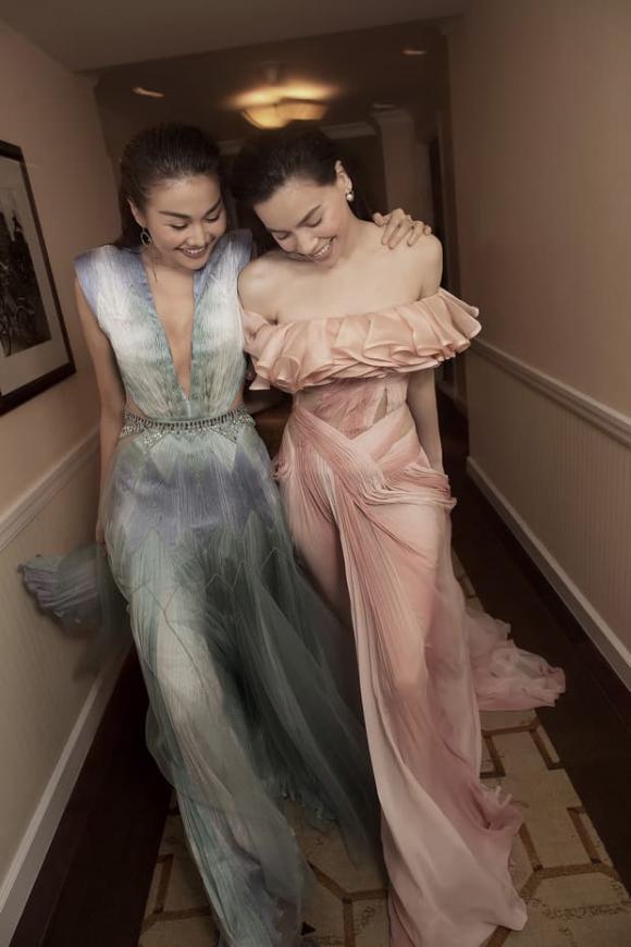người mẫu Nam Anh, siêu mẫu Thanh Hằng, sao Việt