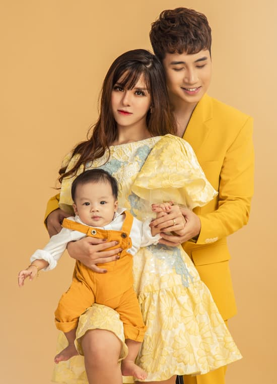 Huy Cung, vợ Huy Cung, vlogger