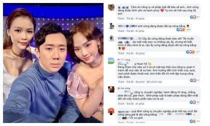 danh hài Trấn Thành, MC Trấn Thành, sao Việt