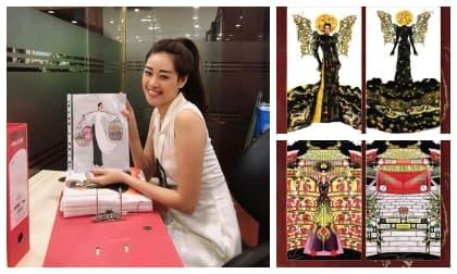 Miss Universe, Hoa hậu hoàn vũ Việt Nam
