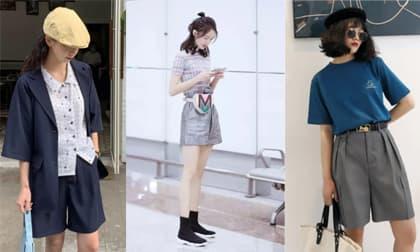 thời trang, mặc gì mùa hè, phong cách mặc thoải mái, chọn quần, thời trang