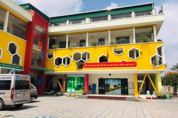 Trường mầm non Hoa Anh Đào, giáo viên mầm non đánh trẻ, bạo hành trẻ em