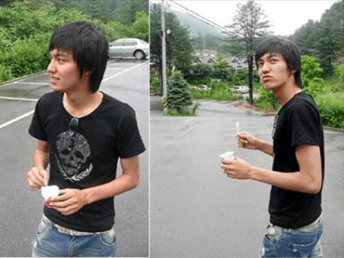 Lee Min Ho,Lee Min Ho dậy thì thành công,sao Hàn
