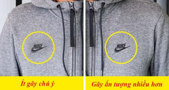 Lý do tại sao logo của các thương hiệu được đặt ở phía bên trái?