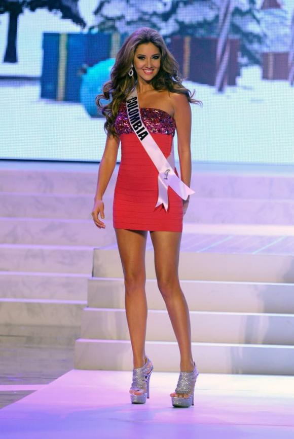 Daniella Álvarez, Hoa hậu Colombia 2011, sao ngoại