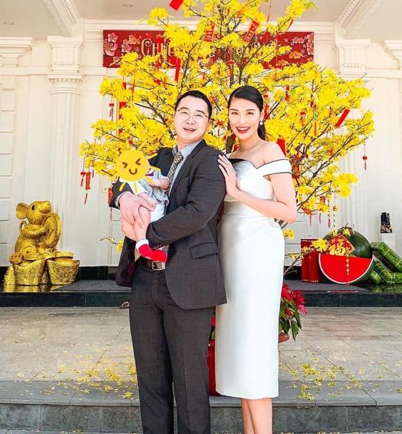 Lan Khuê, sao Việt, chồng Lan Khuê