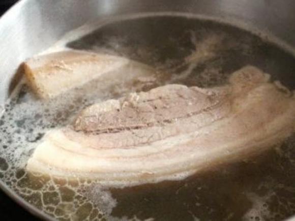 dạy nấu ăn, mẹo hay, luộc thịt